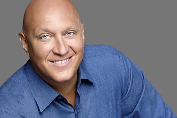 Steve Wilkos Gets in Touch with His Softer Side