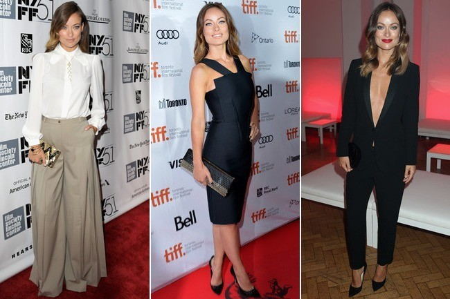 Style Math: (With Olivia Wilde) Classic Plus Downtown Equals