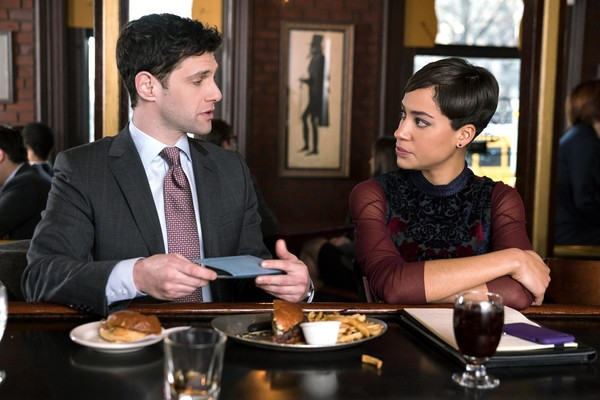 LEAVING: Justin Bartha, 'The Good Fight'