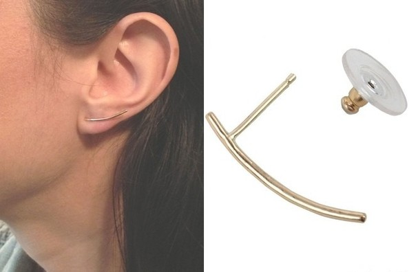 Trend to Try: Ear Climbers