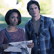 Damon & Bonnie ('The Vampire Diaries')