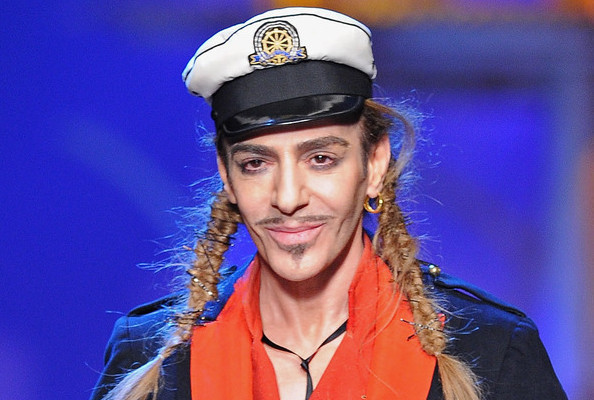 John Galliano, Fashion Professor? It Could Be So!