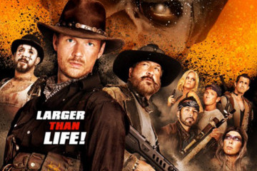 Your Favorite '90s Boybanders Made a Zombie Western Movie, Because Why Not?