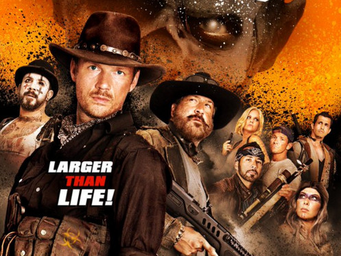 Your Favorite '90s Boybanders Are Making a Zombie Western Movie, Because Why Not?