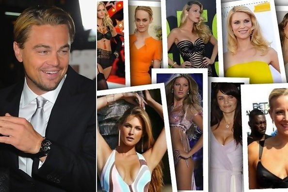 Leonardo DiCaprio's Impressive Roster of Ex-Girlfriends