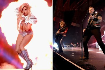 Lady Gaga and Metallica to Perform 'Unique, Special' Duet at the Grammys