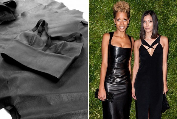 Head-Scratching Collab of the Day: Cushnie et Ochs for Playboy