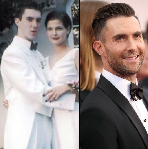 From Awkward Prom Photos To The Red Carpet: 20 Celebrities ...