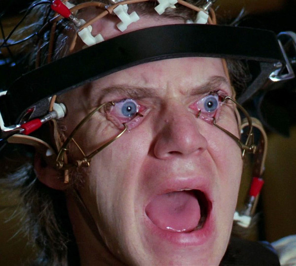 'A Clockwork Orange' - Movies That Are Hard on the Eyes ...