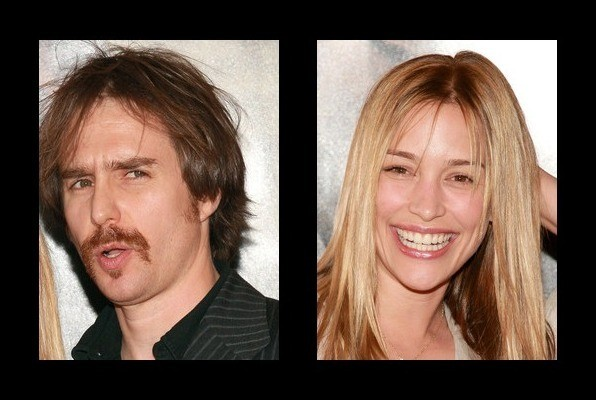 Sam Rockwell dated Piper Perabo