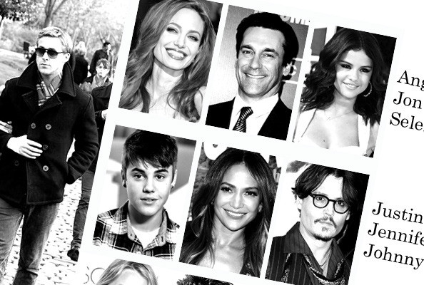 100 Hottest Celebrity Couples of 2012 - Best in Class