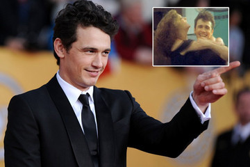 James Franco and Anne Hathaway Recreate 'Grease' for Oscars
