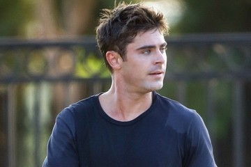 Please Enjoy Sweaty Zac Efron