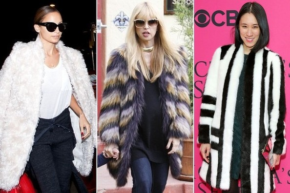 Faux Fur Versions of Fashion's Best Coats
