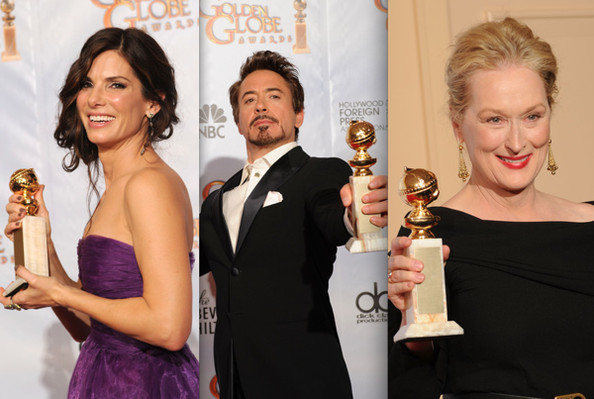 2010 Golden Globe Award Winners