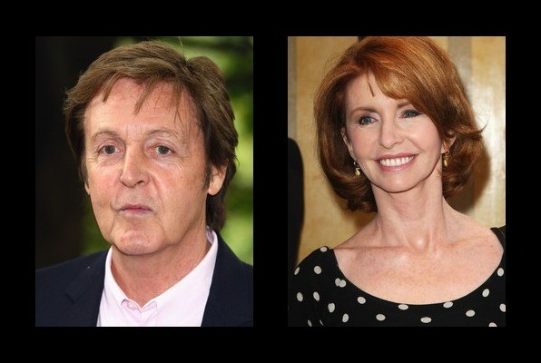 Paul McCartney Dated Jane Asher