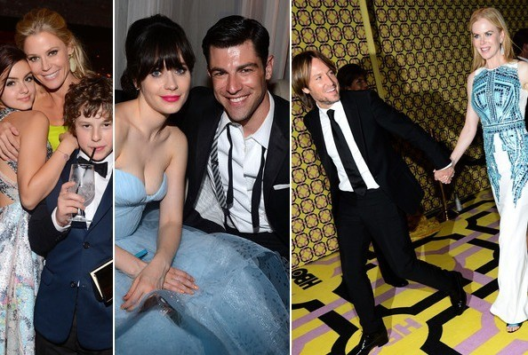 Inside the 2012 Emmy Afterparties