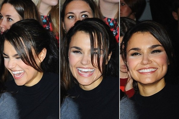 Samantha Barks Should Probably Invest in THIS Makeup Must-Have for Celebrities