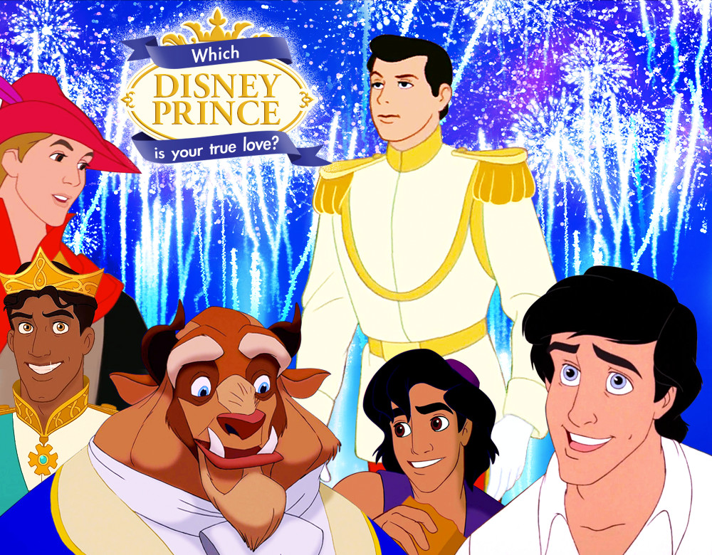 Which Disney Prince is Your True Love?
