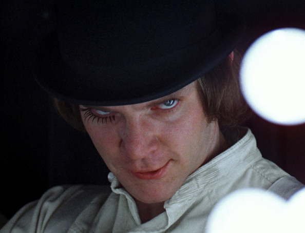 an analysis of the main character alex in the novel a clockwork orange Alex (malcolm mcdowell), the main character manuscript called a clockwork orange when alex and his gang are are offered in the analysis section of the novel.