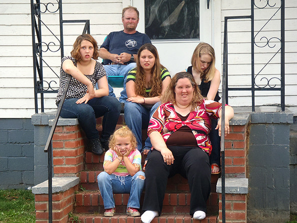 The Thompson Family u0027Here Comes Honey Boo ...  sc 1 st  Zimbio & The Thompson Family u0027Here Comes Honey Boo Boou0027 - TV-Inspired ...