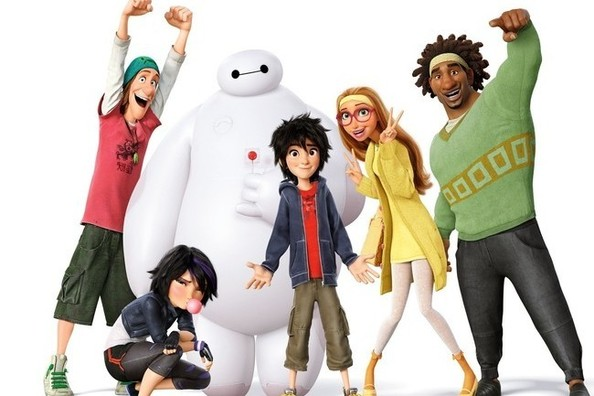 What the 'Big Hero 6' Characters Look Like in Real Life