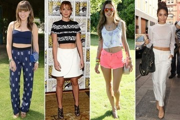 40 Stylish Ways to Bare Your Midriff