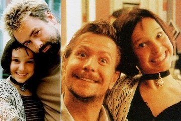 Proof of Pint-Size Precious Portman From the Set of 'Léon: The Professional'