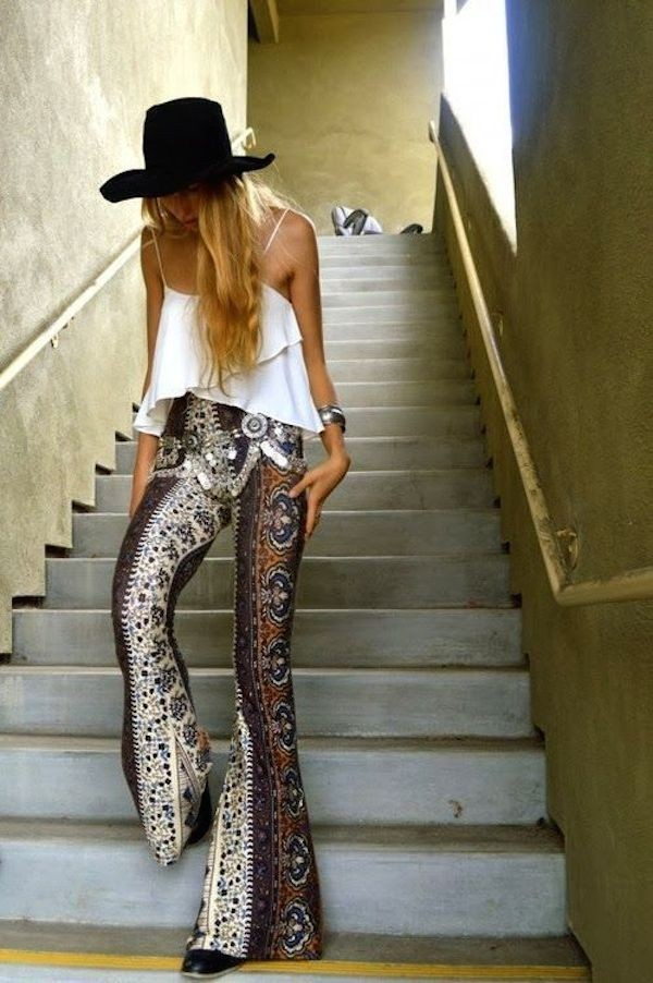 Be a Babe in Bell Bottoms