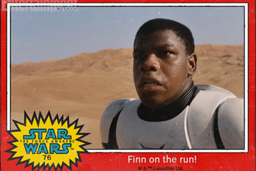 New 'Star Wars' Character Names Revealed via Trading Cards