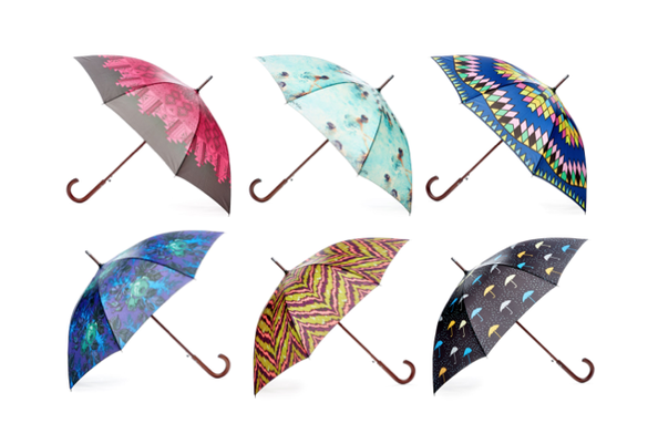 One Kings Lane Debuts Designer Umbrellas