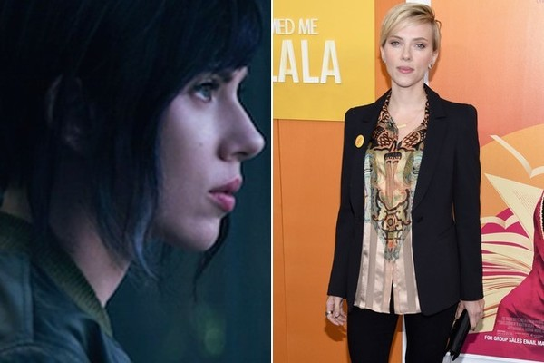 Ghost In The Shell Casting Is Due To Lack Of A List Female Asian Celebrities Says Screenwriter Max Landis Movie News Zimbio