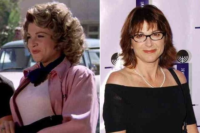 marty maraschino dinah manoff then and now the cast