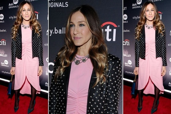 How to Successfully Wear Several Trends at Once, According to Sarah Jessica Parker