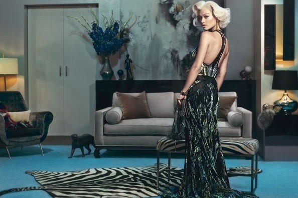 Rita Ora Fronts both Roberto Cavalli and DKNY Campaigns, Ellen Degeneres Will Launch a Lifestyle Brand and More