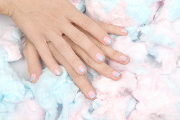Cotton Candy Ombre