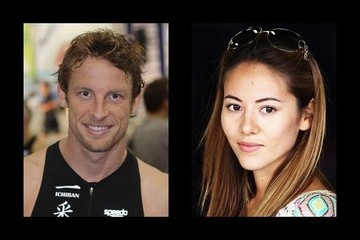 Jenson Button Dating History