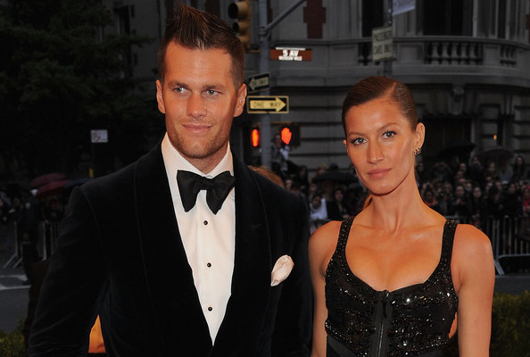 It's a Girl for Gisele and Tom Brady!