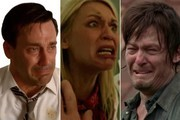 The Celebrity Cry-Face Hall of Fame