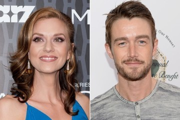 Get Ready For A Raven Reunion Because Hilarie Burton, Robert Buckley, And More 'OTH' Alums Are Set To Star In A Lifetime Christmas Movie