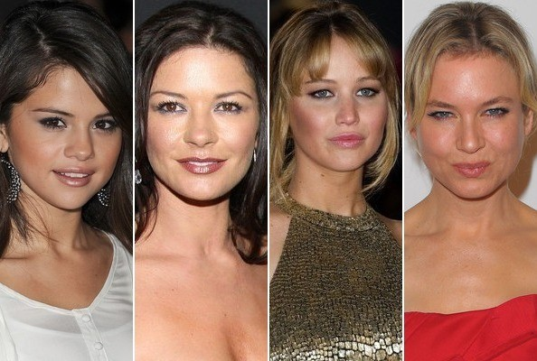 Flash Forward - Younger Versions of Older Actors