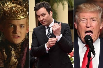 Jimmy Fallon Compares Joffrey Baratheon to Donald Trump in 2017 Golden Globes Opening Monologue