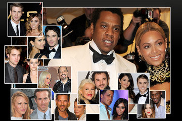 100 Hottest Celebrity Couples of 2012