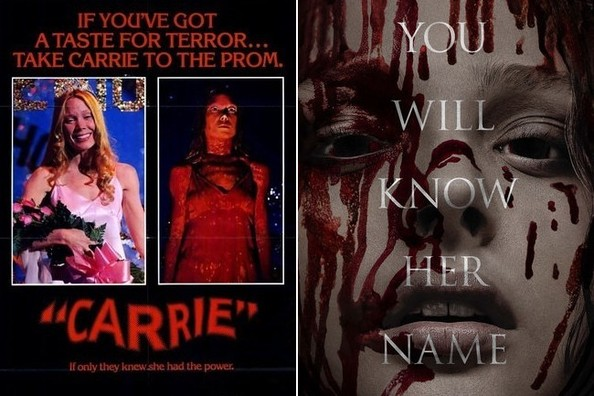Carrie' - 2013 At the Movies: Sequels, Remakes, and Reboots