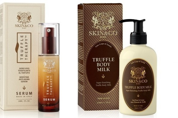 Current Obsession: Skin&Co Roma's Truffle Therapy Body Milk and Serum