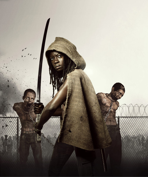 Michonne u0027The Walking Deadu0027 & Michonne u0027The Walking Deadu0027 - TV-Inspired Halloween Costume Ideas ...