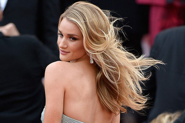 Rosie Huntington-Whiteley, Cara Delevingne, and More Stunning Supermodels at Cannes