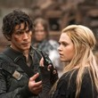 Clarke and Bellamy ('The 100')