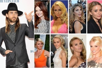 Jared Leto's Impressive Roster of Ex-Girlfriends