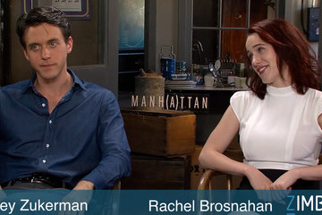 The Stars of 'Manhattan' Reveal Their Favorite On-Screen Couples